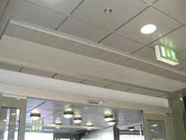 rideaux d'air, entrées, entreprises